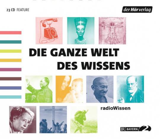 Die ganze Welt des Wissens. CD-Set.