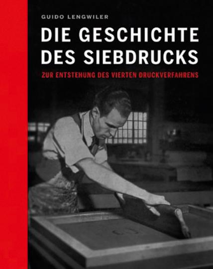 Die Geschichte des Buchdrucks. Zur Entstehung des vierten Druckverfahrens.