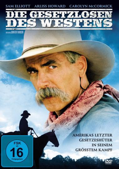 Die Gesetzlosen des Westens DVD
