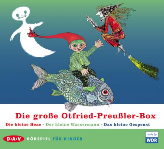 Die große Otfried-Preußler-Box.