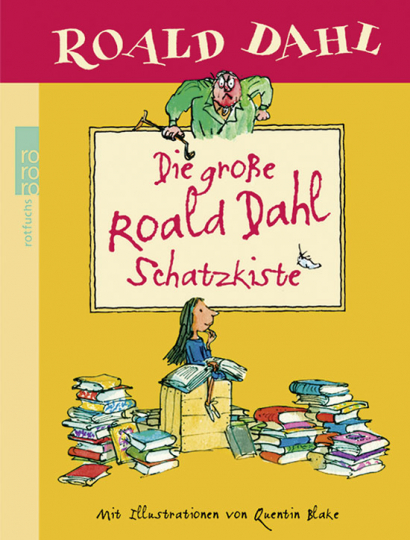 Die große Roald Dahl Schatzkiste.