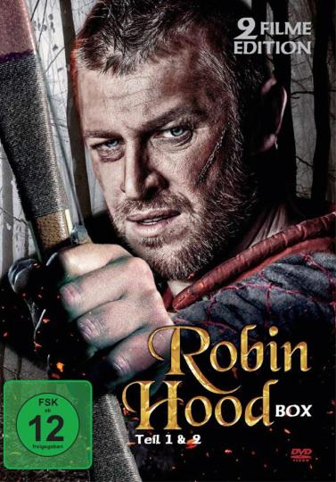 Die große Robin Hood Box. DVD.