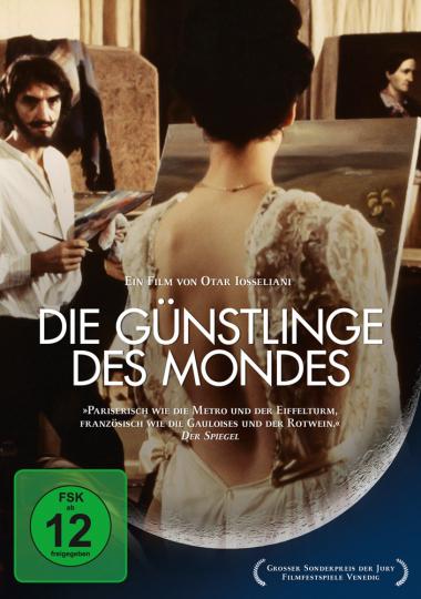 Die Günstlinge des Mondes. DVD.