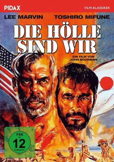 Die Hölle sind wir. DVD.