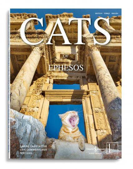 Die Katzen von Ephesos.