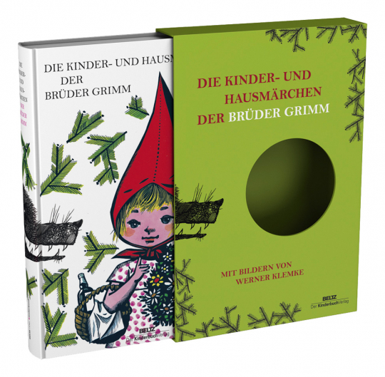 Die Kinder- und Hausmärchen der Brüder Grimm.