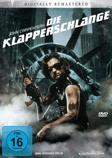 Die Klapperschlange. DVD.