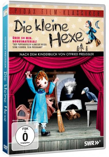 Die kleine Hexe (1969). DVD.