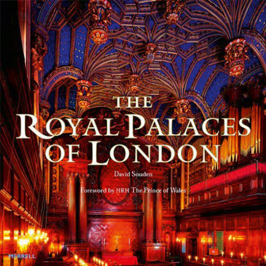 Die Königspaläste von London. Royal Palaces of London.