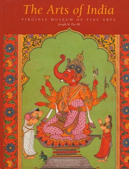 Die Künste Indiens. The Arts of India.
