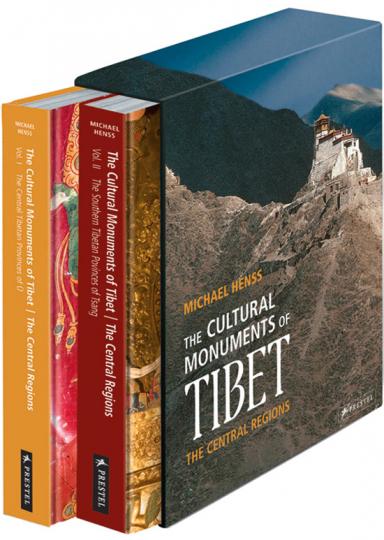 Die Kulturdenkmäler Tibets. Die zentralen Regionen. 2 Bände.