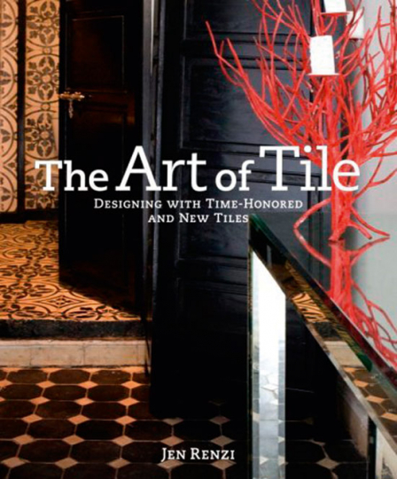 Die Kunst der Fliese. The Art of Tile. Designing with Time-Honoured and New Tiles.