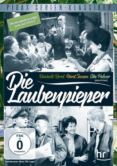 Die Laubenpieper 2 DVDs