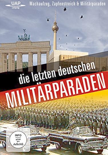 Die letzten deutschen Militärparaden DVD