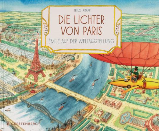 Die Lichter von Paris. Émile auf der Weltausstellung.