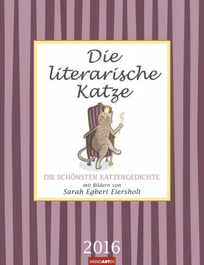 Die literarische Katze 2016