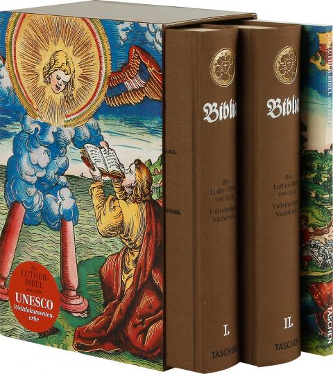 Die Luther-Bibel von 1534. Illustrierte Ausgabe.