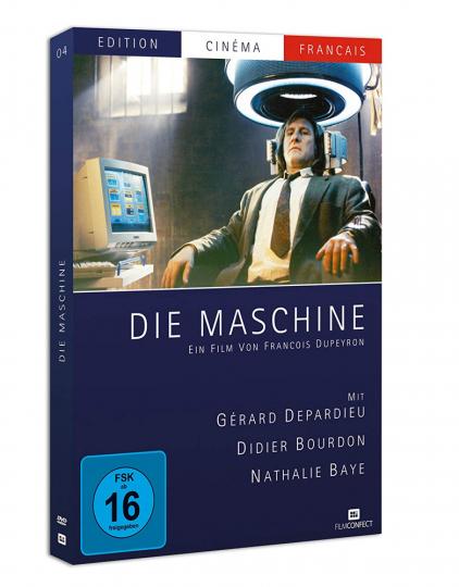Die Maschine. DVD.