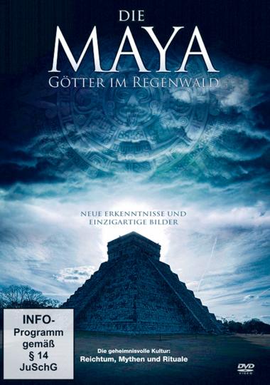Die Maya - Götter im Regenwald DVD