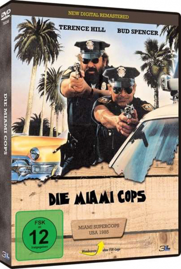 Die Miami Cops. DVD.