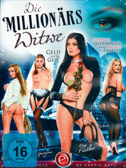 Die Millionärs-Witwe DVD
