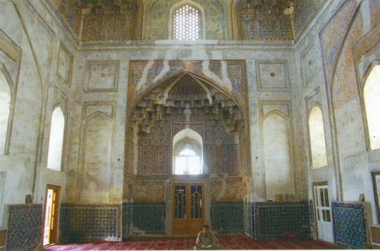 Die Moschee - Architektur und religiöses Leben