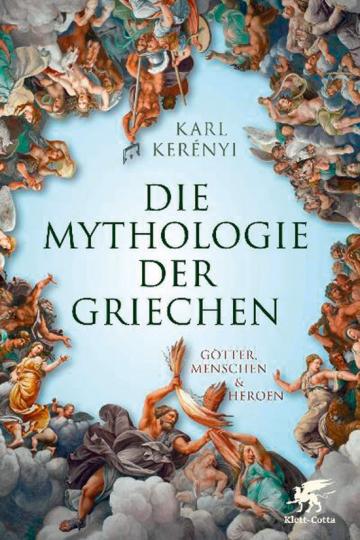 Die Mythologie der Griechen. Götter, Menschen & Heroen.