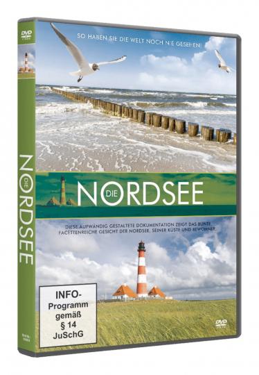 Die Nordsee. DVD.