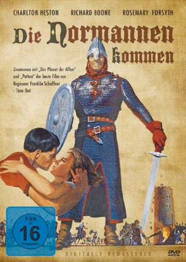 Die Normannen kommen DVD