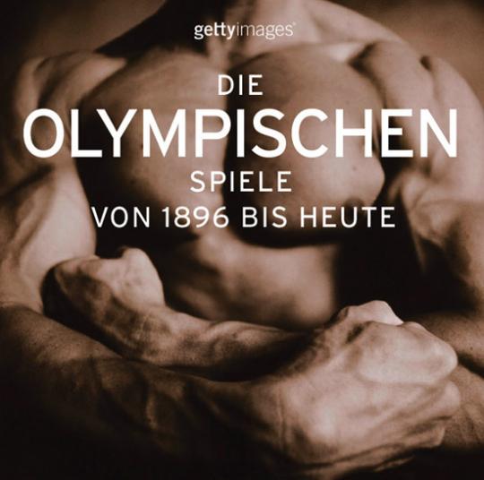 Die Olympischen Spiele von 1896 bis heute. Getty Images.
