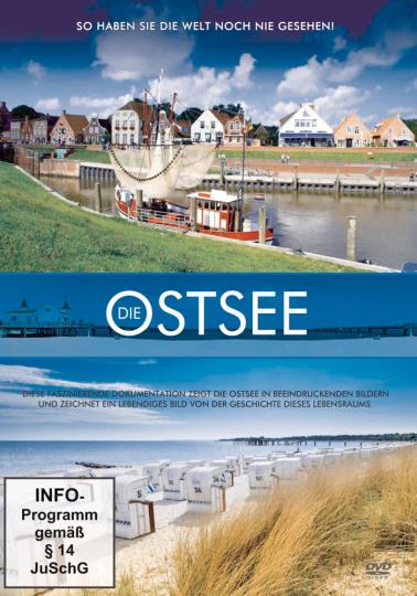 Die Ostsee. DVD.