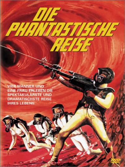 Die phantastische Reise. DVD.