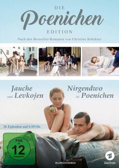 Die Poenichen Edition 6 DVDs