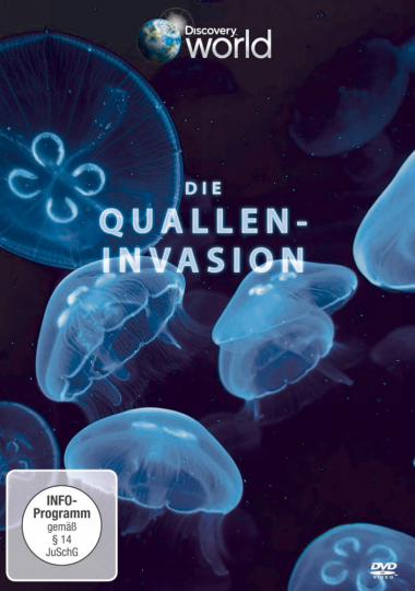Die Quallen-Invasion DVD