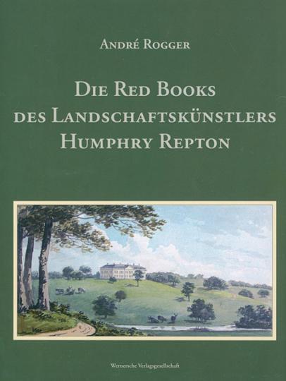 Die Red Books des Landschaftskünstlers Humphry Repton.