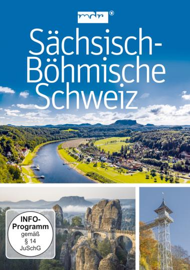 Die Sächsisch-Böhmische Schweiz DVD