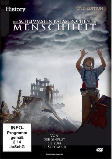 Die schlimmsten Katastrophen der Menschheit DVD