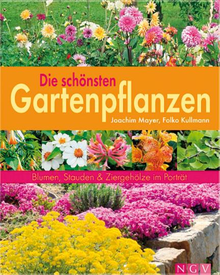 Die schönsten Gartenpflanzen.
