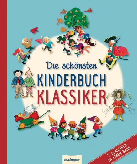 Die schönsten Kinderbuchklassiker.