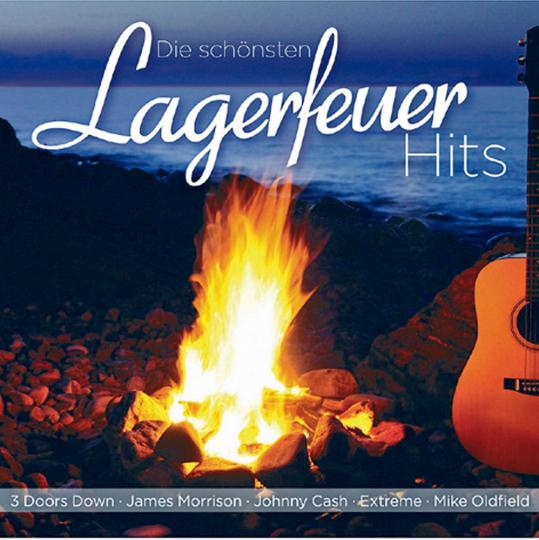 Die schönsten Lagerfeuer Hits 3 CDs