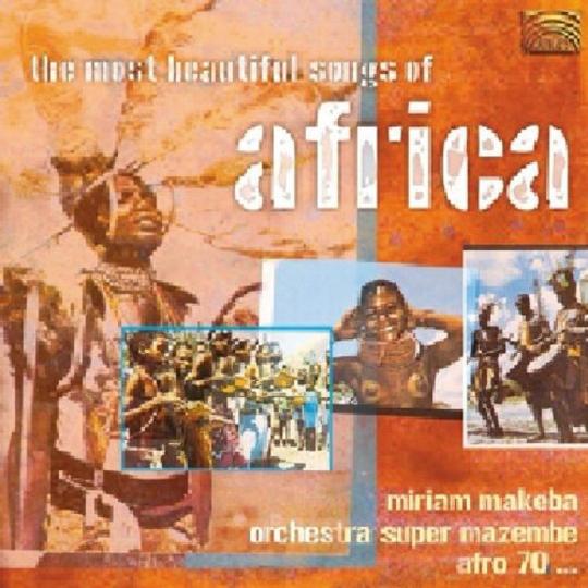 Die schönsten Lieder Afrikas. CD.