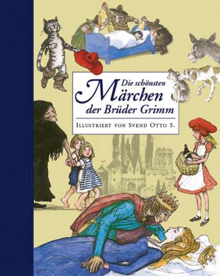Die schönsten Märchen der Gebrüder Grimm.