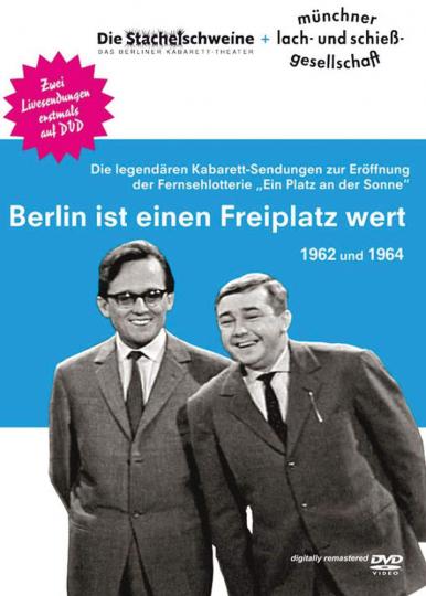 Die Stachelschweine - Münchner Lach- und Schießgesellschaft auf 2 DVDs