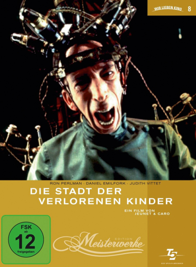 Die Stadt der verlorenen Kinder (Edition Meisterwerke). DVD.