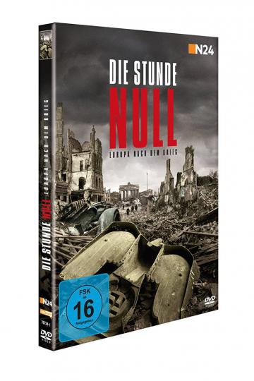 Die Stunde Null - Europa nach dem Krieg. DVD.