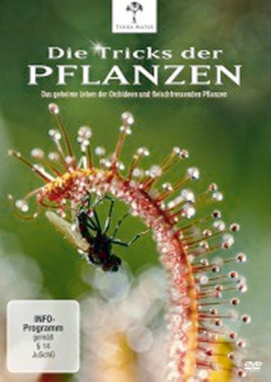 Die Tricks der Pflanzen DVD