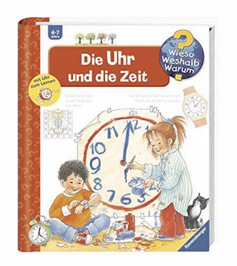 Die Uhr und die Zeit - Mit Uhr zum Lernen