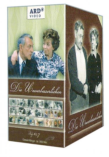 Die Unverbesserlichen. 5 DVDs.