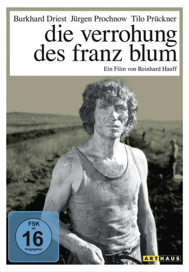 Die Verrohung des Franz Blum. DVD.