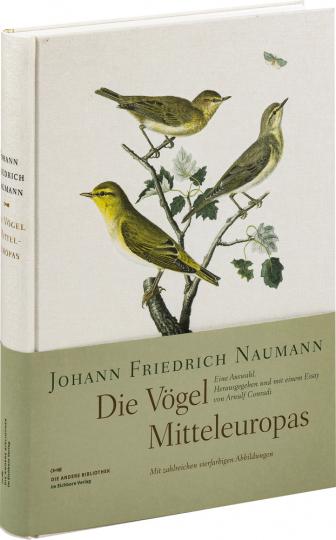Die Vögel Mitteleuropas.